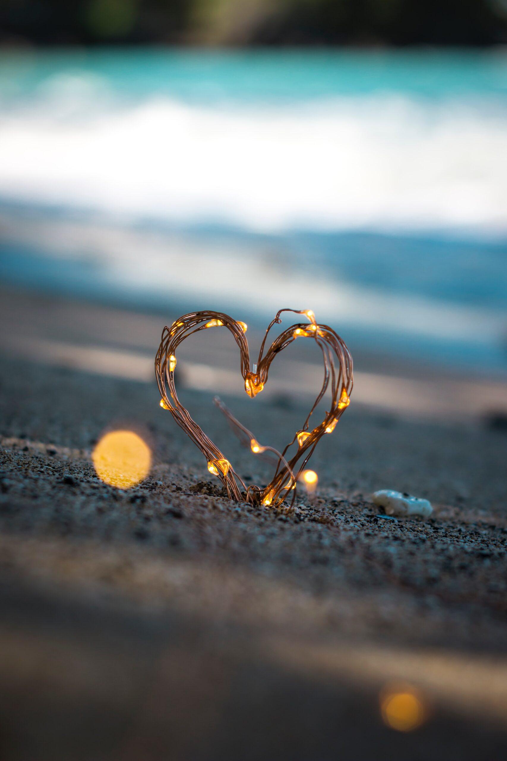 Verbinden met liefde